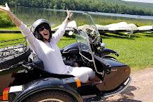 Jim Thorpe Sidecar Tourz, Jim Thorpe, United States