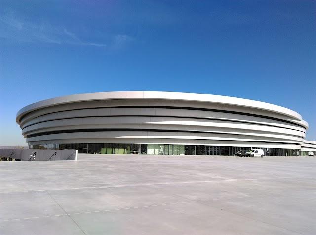 Aix les Milles Arena