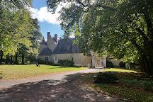 Chateau de la Verrerie, Oizon, France