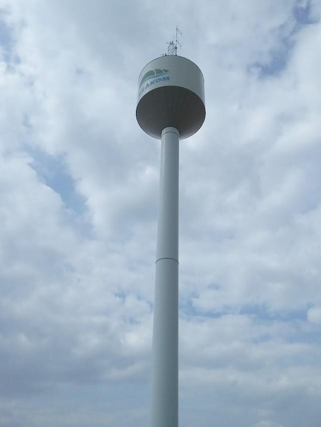 Water tower Szakom