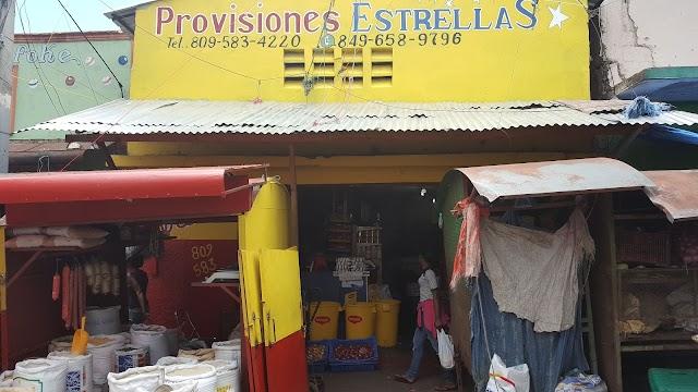 Mercado Hospedaje Yaque