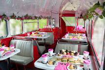 Brigit's Bakery Bus, London, United Kingdom