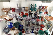 Imperial Glass Museum, Bellaire, United States