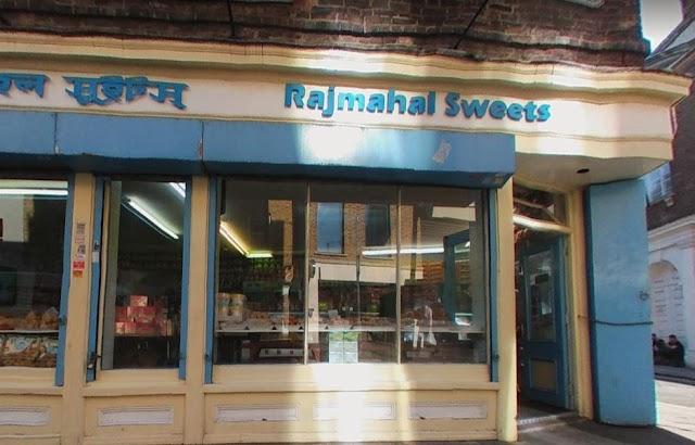 Rajmahal Sweets