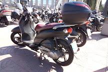 Barcelona Moto Rent, Barcelona, Spain