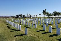 Miramar National Cemetery, San Diego, United States