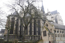 Cathedrale Notre-Dame d'Amiens, Amiens, France
