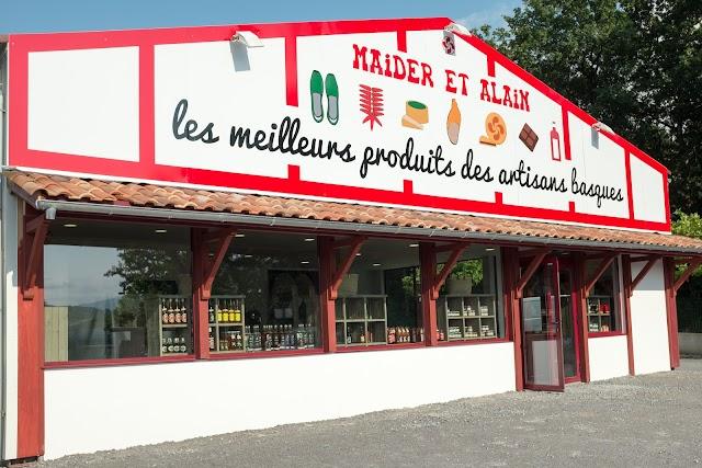 Maider et Alain