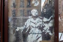 Madonna con la Pistola, Naples, Italy