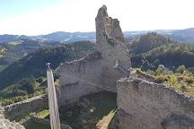 Burgruine Ruttenstein, Niederhofstetten, Austria