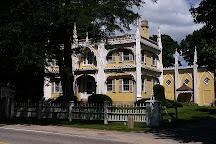 Wedding Cake House, Kennebunkport, United States