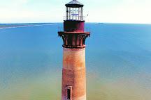 Morris Island Lighthouse, Charleston, United States