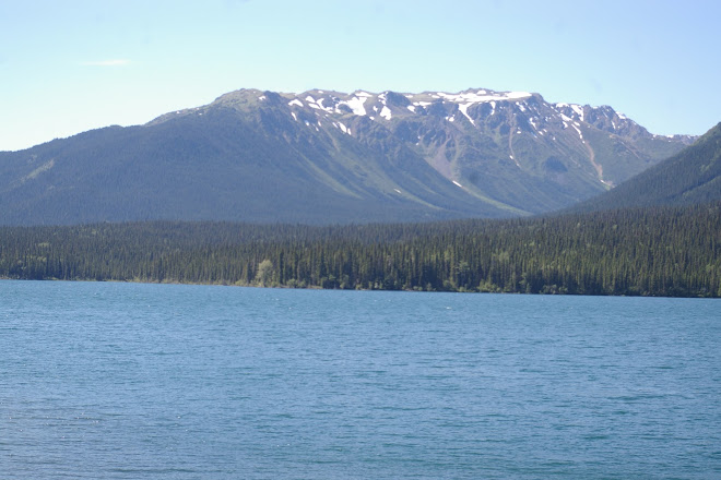 Visit Kinaskan Lake Provincial Park on your trip to Iskut or