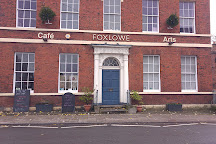 Foxlowe Arts Centre, Leek, United Kingdom