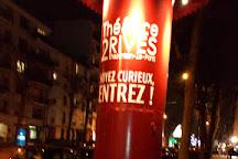 Theatre des 2 Rives, Charenton-le-Pont, France