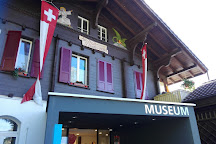 St. Beatus Hoehlen, Sundlauenen, Switzerland