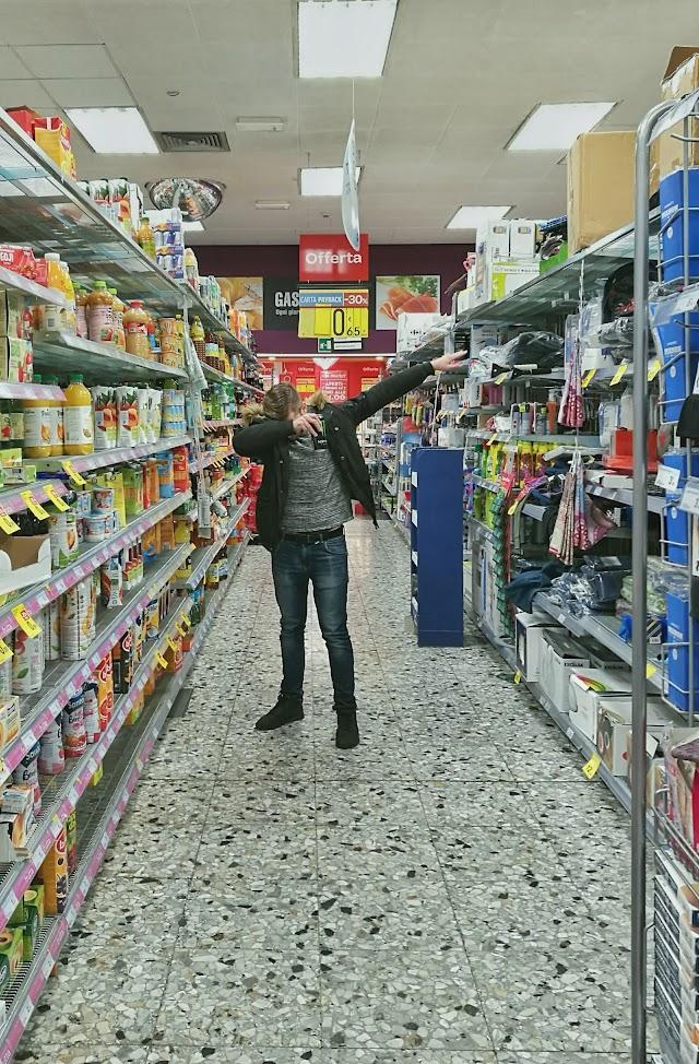 Supermercato Carrefour Market