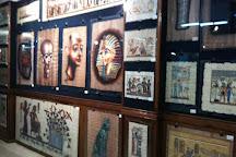 Egypt Papyrus Museum, Giza, Egypt