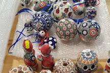 Andy Polish Pottery Factory, Boleslawiec, Poland