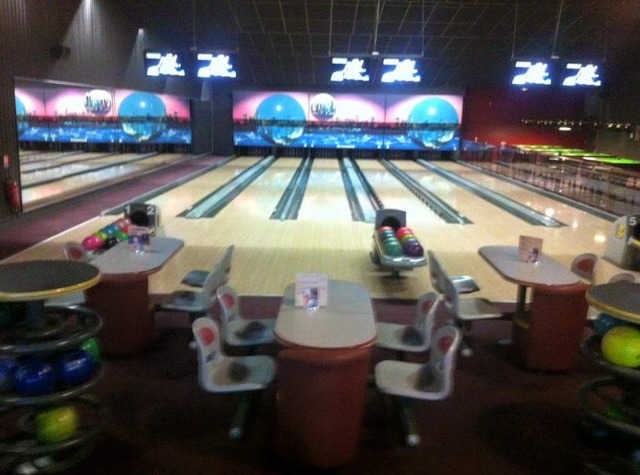 Bowling Le Skittle