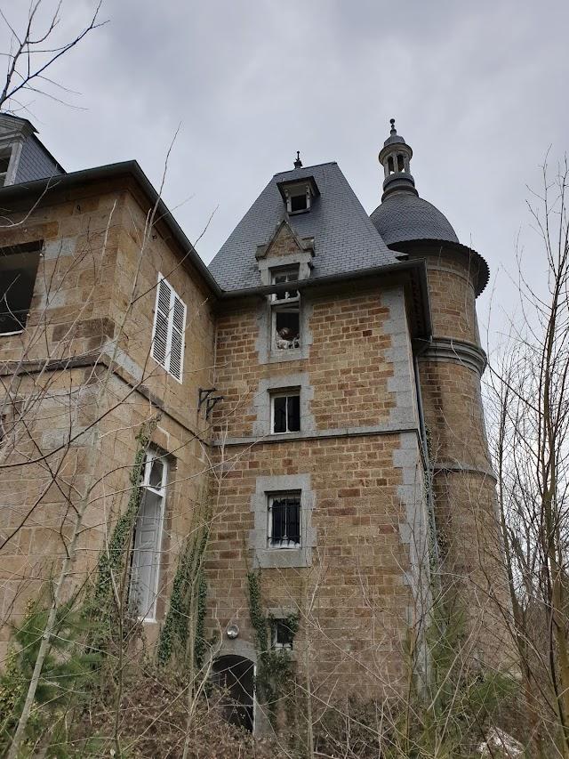 Château De La Poupelière