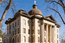 Hays County Historic Courthouse, San Marcos, United States