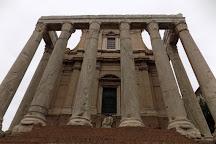 Foro di Cesare, Rome, Italy