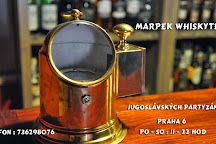Marpek Whisky, Prague, Czech Republic