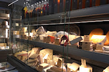 Fromagerie Goncourt, Paris, France
