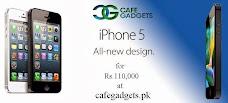 Cafe Gadgets karachi