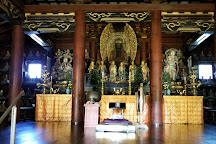 Hōon-ji Temple, Morioka, Japan