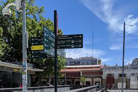 Автобусная станция   Conex San Sebastian
