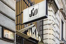 Jackie O', Rome, Italy