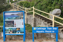 Cabbage Tree Bay Aquatic Reserve, Manly, Australia