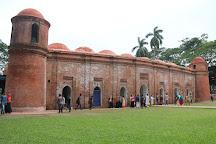 Shaat Gombuj Masjid, Bagerhat, Bangladesh