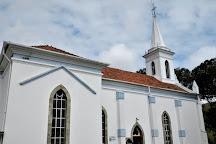O Santuario Diocesano de Nossa Senhora de Santa Cabeca, Cachoeira Paulista, Brazil