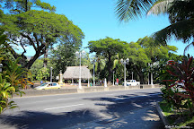 Bougainville Park, Papeete, French Polynesia