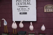 Pottery Central World Headquarters, Gulf Shores, United States