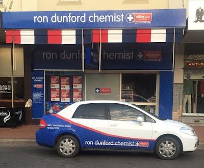 Ron Dunford Chemist