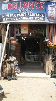 New Pak Paints karachi