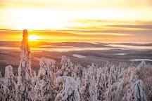Svanstein Ski, Overtornea, Sweden