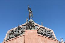 Plaza 9 de Julio, Purmamarca, Argentina