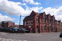 Museum of Royal Worcester, Worcester, United Kingdom
