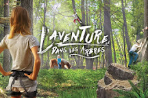 Parc Aventure Floreval, Bruyeres-le-Chatel, France