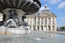 Place de la Bourse (Place Royale), Bordeaux, France