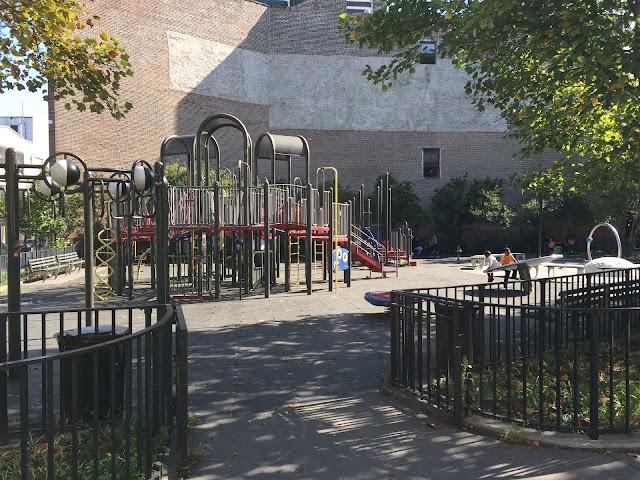 Dr Ronald E. McNair playground