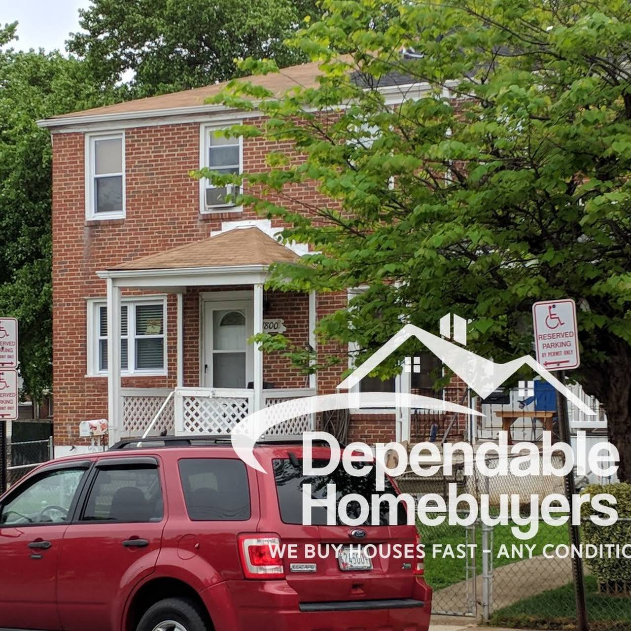 we buy houses near me Baltimore