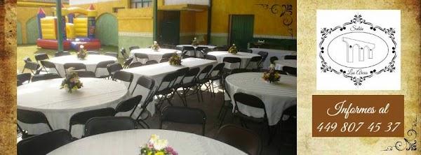 Terraza Magnolias Salon De Eventos Aguascalientes