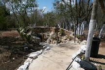 Cenote Agua Dulce, Valladolid, Mexico