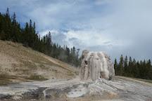 Lone Star Geyser, Yellowstone National Park, United States